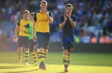 Sanchez breaks duck but Arsenal held by Leicester