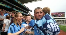 Snapshot: Semi-final heartbreak for Dublin's Alan Brogan
