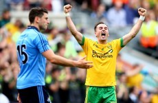 'I believe that every game is winnable': The mindset that allowed Donegal stun the Dubs