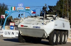 Poll: Should the Irish UN peacekeepers be pulled out of Golan Heights?