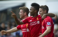 Liverpool have clicked into last season's form - Brendan Rodgers