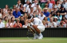 Injured Nadal concerned about missing the rest of Wimbledon