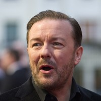 Ricky Gervais demonstrates exactly how you shouldn't respond to J-Law's leaked nudes