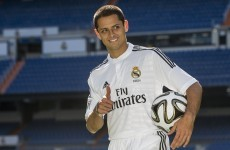 Real Madrid confirm loan deal for Manchester United's Javier Hernandez