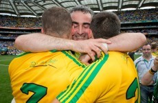 'It was a bit like Ali and Foreman!' says Donegal's Eamon McGee after Dubs scalp