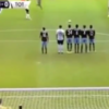 Pitch invader who took free-kick fined £305 but escapes ban