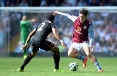 Given: Jack Grealish is already good enough to play for Ireland