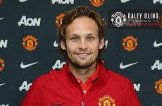 Man United spending spree continues with capture of Daley Blind