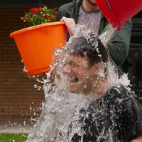 The Ice Bucket Challenge has 'touched the lives of people with MND and made them smile'