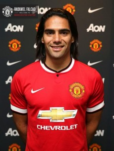 Man United confirm Falcao loan swoop, Welbeck joins Arsenal