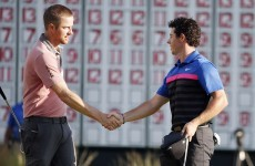 Rory struggles with 'mental fatigue' as Kirk cashes in at Deutsche Bank