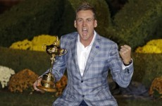 McGinley picks Westwood, Gallacher and Poulter for Ryder Cup team