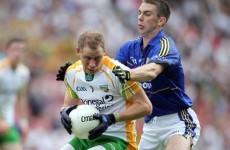 No jersey change for Donegal or Kerry in the All Ireland football final