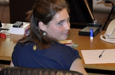 Knox confronts witness who said she killed Meredith Kercher