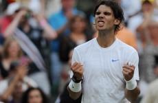 Rafa Nadal vows to play on at Wimbledon