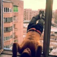 Think the gym is tough? Check out this bonkers Russian street workout