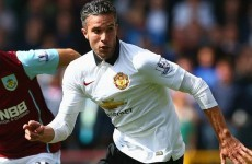 Van Persie blasts 'fantasy' knee surgery claims