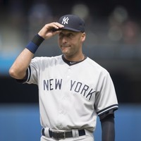 Derek Jeter will wear a badge honouring Derek Jeter on 'Derek Jeter Day'