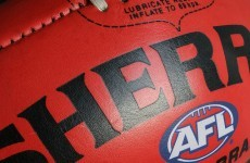 View from Oz: check out his contender for AFL 'Mark of the Year'