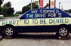 Snapshot - Tipperary fans are starting the goading of Kilkenny early in the week