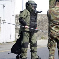 A viable device was found in Cavan today, it has now been made safe