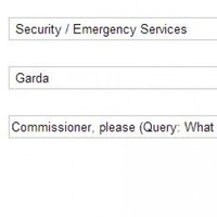 Got what it takes?* ... Ads to recruit a new Garda Commissioner to be published this week