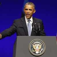 Obama vows US 'will not be intimidated' by Islamic State jihadists
