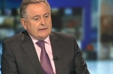 Tax increases and expenditure reductions of €2.1bn won't be necessary - Howlin