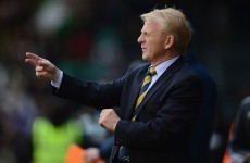 Ireland's group rivals Scotland have no fear ahead of qualification bid, says Strachan