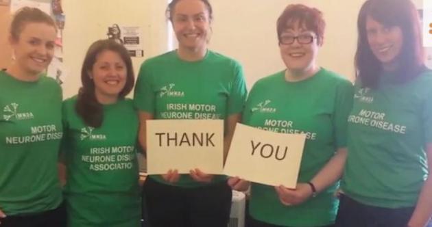 Ice Bucket Challenge raises over €1.4m in donations