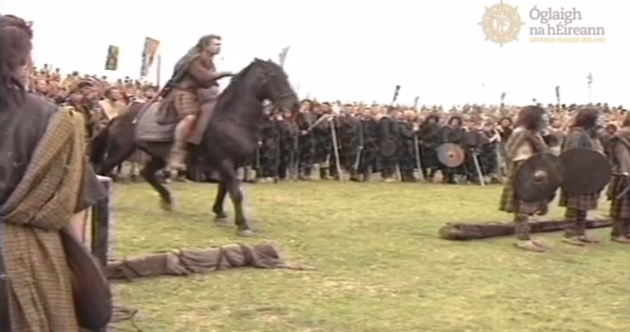 Mel Gibson thought his Irish Braveheart extras were a bunch of smartasses