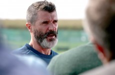 'Bring on the hostile atmosphere,' declares Keane