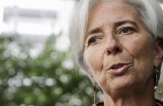 Lagarde becomes the first woman to lead the IMF