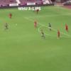 West Ham's Diafra Sakho finished off a stunning team goal earlier