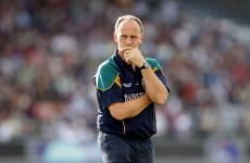 Joe Dooley steps down as Offaly boss