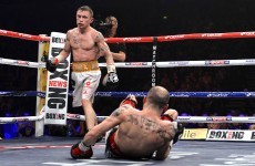 Frampton: Kiko is predictable - but this is no walk in the park
