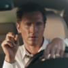 Matthew McConaughey slyly references True Detective in bizarre car ads
