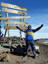 You'll even find Tipperary fans at the top of Mount Kilimanjaro