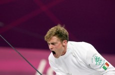 Lanigan-O'Keefe storms through qualification to become 1st Irish male in modern pentathlon world final