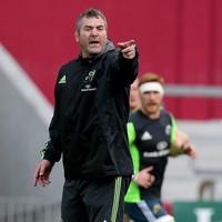 'It'll be hard to sleep tonight' - Munster's Foley hurt by Edinburgh loss
