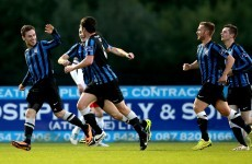Athlone strike late to claim point against Drogheda