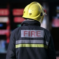 Six-storey apartment block evacuated over fire