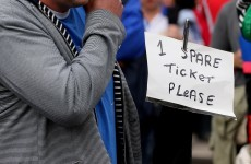 Kilkenny and Tipp county boards returned unwanted final tickets last night