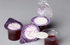 Church hands out fancy pre-packaged Holy Communion