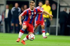 Shaqiri reveals failed Liverpool bid