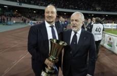 Napoli: Benitez AWOL rumours ridiculous