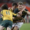 Rob grabs Springboks by the Horne to secure Aussie victory