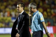 The Brazilian media really weren't happy after Dunga's first game