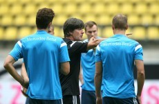 Ireland's upcoming opponents Germany wary of 'motivated' Scots