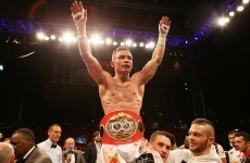 Carl Frampton crowned world champion on a special night in Belfast